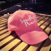 Southern Peach Hat
