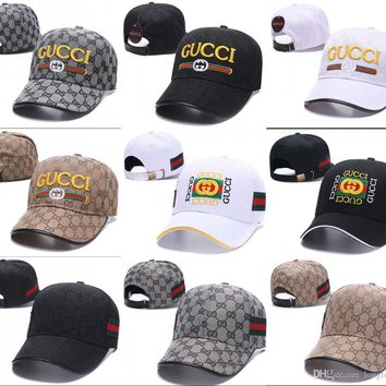 8c5d84fa8ad 2019 mens baseball cap Luxury Designer caps Embroidery dad hats
