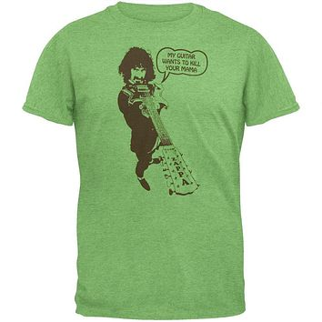 Frank Zappa - Kill Your Mama Soft T-Shirt