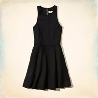 Mission Beach Neoprene Dress