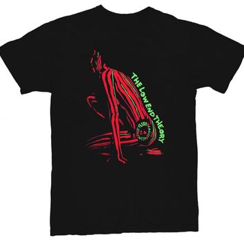 A tribe Called Quest LOW END THEORY/idnight Marauders Poster T Shirts euro size S-XXXL