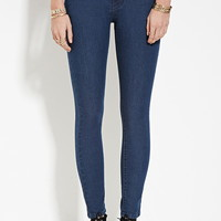 Low-Rise Skinny Jeans | Forever 21 - 2000150370