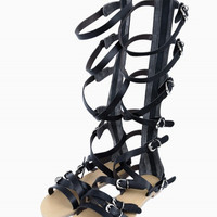 New Summer Lace Up Sandals = 4777192004