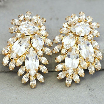 Bridal Stud Earrings 8f45e8a8ae5b