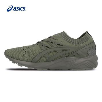 Original ASICS Men Shoes Cushioning Light Weight Runing Shoes Stability Sports Shoes Low-Top Retro Sneakers