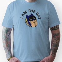 Hank Venture, I Am The Bat - Venture Bros Unisex T-Shirt