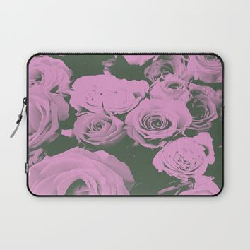 Mother May I Laptop Sleeve by Ducky B