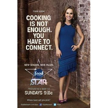 Next Food Network Star Poster 24inx36in (61cm x 91cm)