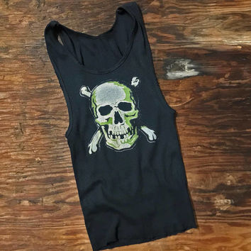 PREORDER • Born To Lose ribbed tank