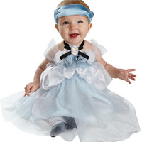 Baby Girl's Costume: Cinderella Infant 6 - 12 Months