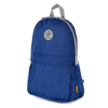 """Academy"" 17"" Eco-Friendly Backpack In Navy"