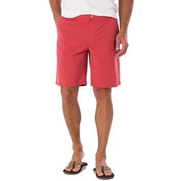 Tide to Trail Performance Shorts in Charleston Red by Southern Tide