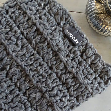 Chunky Throw Afghan - Crocheted Blanket - Crochet Throw Plaid - Wool Afghan - Uncinetto - Couverture - крючком одеяло - Home Decoration