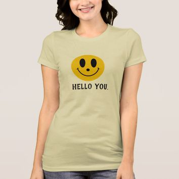 Hello You - T-shirt Love