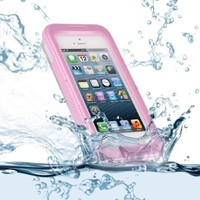 New Waterproof Shockproof Dirtproof Snowproof Case Box for iPod touch 4th 5th Generation (ipod 5th, Yellow)