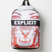 Canvas Explicit Backpack