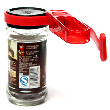 Multi-function Kitchen Gadget Plastic Bottle Can Wine Jars Lid Opener Tin Tools