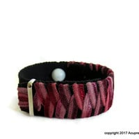 Emotional Balance H7 Bracelet for Anxiety, Insomnia, Panic (one bracelet) Cherry