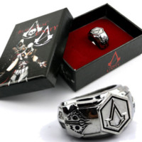 Assassin's Creed Master Ring-0406