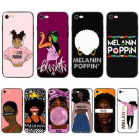 Melanin iPhone Cases