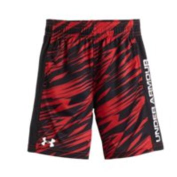 Under Armour Boys' Infant UA Jagged Edge Eliminator Shorts
