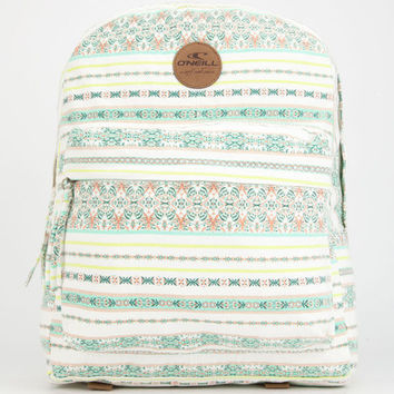 O'neill Kayla Backpack White One Size For Women 25109115001
