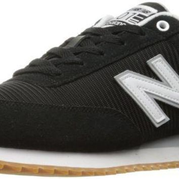 DCCK1IN new balance men s 501 lifestyle fashion sneaker black white 12 d m us