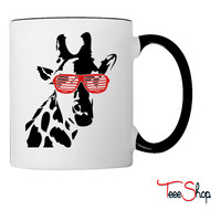 Party Giraffe Coffee & Tea Mug