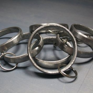Industrial Curtain Rings, Pack of 28
