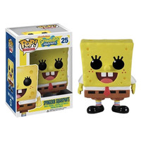 Funko Pop Nickelodeon Spongebob Squarepants Action Figure