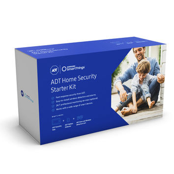 Samsung SmartThings ADT Home Security Starter Kit SmartThings - F-ADT-STR-KT-1 | Samsung US