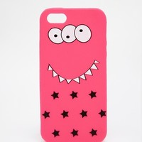 ASOS Triple Eye Monster Clip on iphone 5 Case