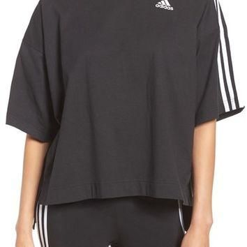 adidas Oversized Crop Top | Nordstrom
