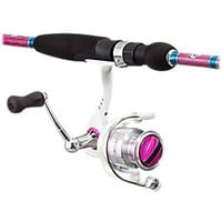 NEW Bass Pro Shops Lady Lite Rod and Reel Spinning Combo