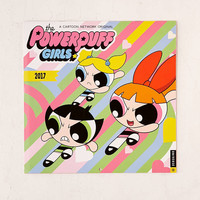 2017 Powerpuff Girls Wall Calendar - Urban Outfitters