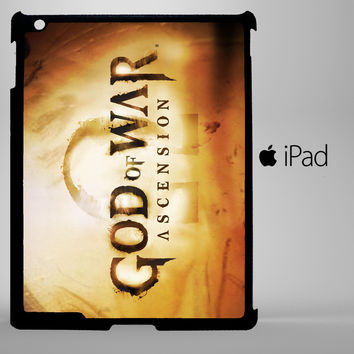 God of War Ascension iPad 2, iPad 3, iPad 4, iPad Mini and iPad Air Cases - iPad