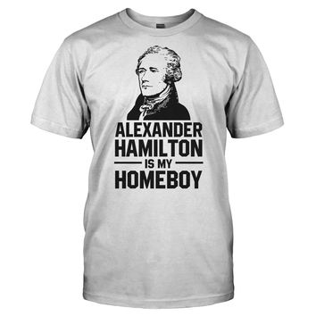 Alexander Hamilton Is My Homeboy
