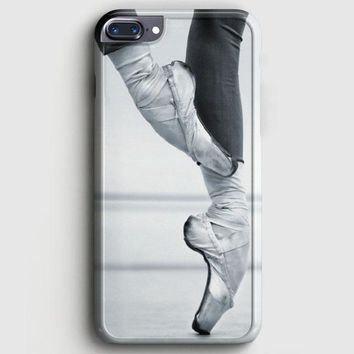 Ballet Dancer En Pointe iPhone 8 Plus Case | casescraft
