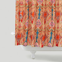 Paisley Venice Shower Curtain - World Market