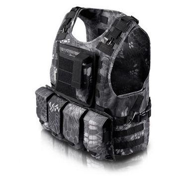 51783 Military Tactical Gear Molle Vest Multicam Airsoft Plate Carrier Kryptek Fast To Wear Off CIRAS Combat Vest Colete Tatico
