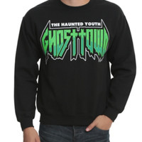 Ghost Town The Haunted Youth Crew Pullover