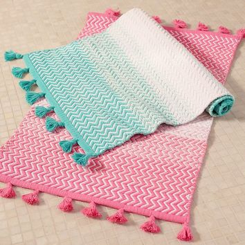 Sunrise to Sunset Bath Mat