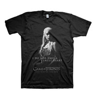 Game of Thrones Daenerys Targaryen Print Black Cotton Cosplay Costume Summer Style Short Sleeve Sport t-shirt T Shirt For Men game of thrones