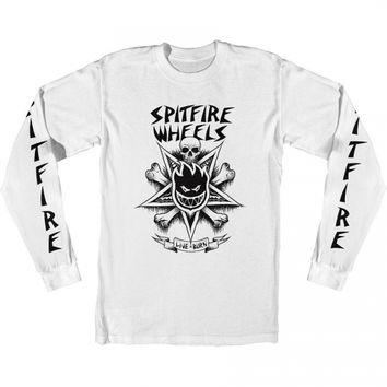 Spitfire Wheels Spitfire Venice Style Long Sleeve T-Shirt