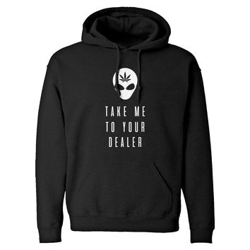 Take Me to Your Dealer Unisex Adult Hoodie