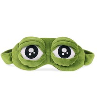 Kermi | Frog Eyes Sleep Mask