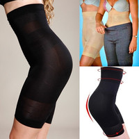 Sexy Women Beauty Slimming Shapewear Fat Burning Slim Shape Bodysuit Pants  7_S [9029572932]