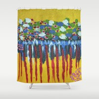 :: Reflection :: Shower Curtain by :: GaleStorm Artworks ::