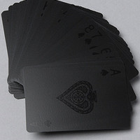 The Black Deck of Cards : MollaSpace : Karmaloop.com - Global Concrete Culture