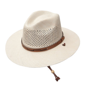 Stetson Airway Straw Safari Hat